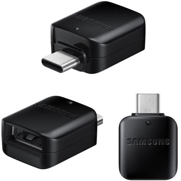 مبدل-otg-type-c-گلکسی-تبدیل-تایپ-سی-او-تی-جی-سامسونگ-original-اصلی-Samsung-Galaxy-Type-C-OTG-USB-Adapter-بهترین-و-جدیدترین-مبدل-فلش-تایپ-سی-